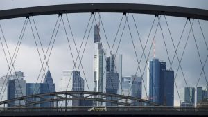 Frankfurter Skyline © Ralph Orlowski/Reuters
